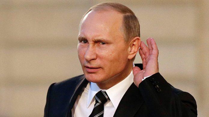 Vladimir Vladimirovich Putin 3