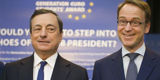 Bce il successo di draghi potrebbe essere un tedesco for Poltrona ufficio juventus