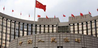 banca popolare cinese foto