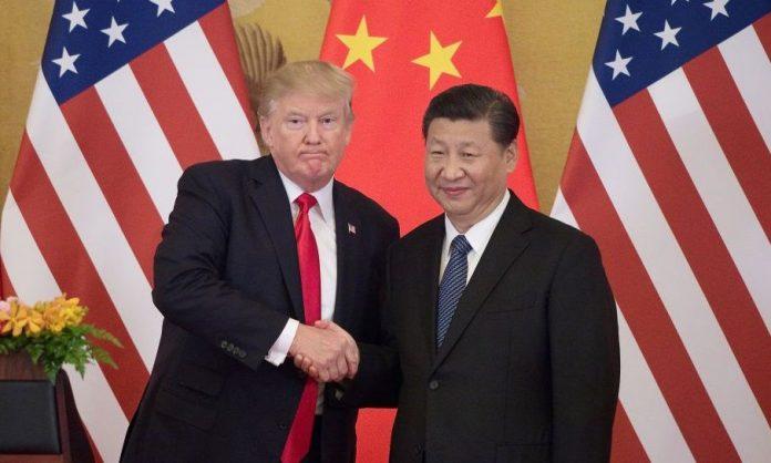 ultimatum di Trump alla Cina immagine