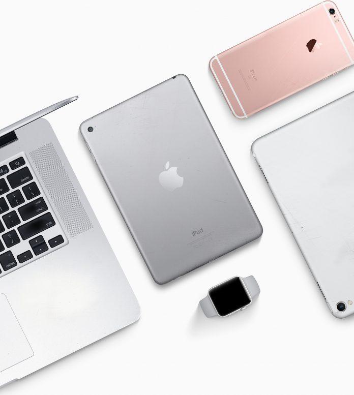 iphone rosa e grigio