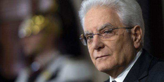 mattarella politico italiano