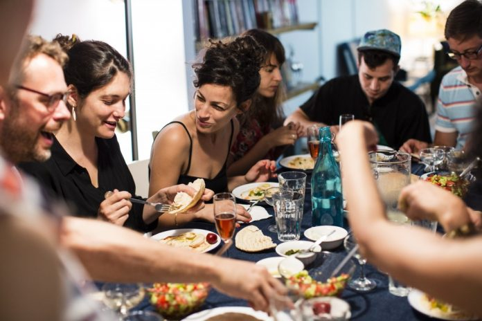 ristoranti in casa