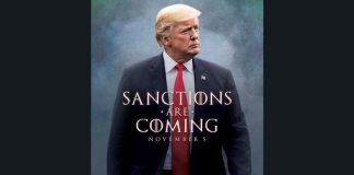 donald trump sanction coming