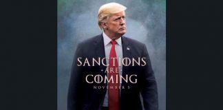 donald trump sanction coming