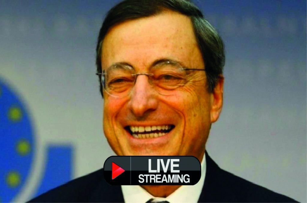 La Bce In Diretta Segui La Conferenza Stampa Da Qui
