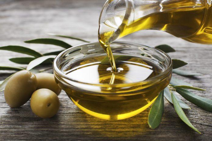 Immagine di olio di oliva