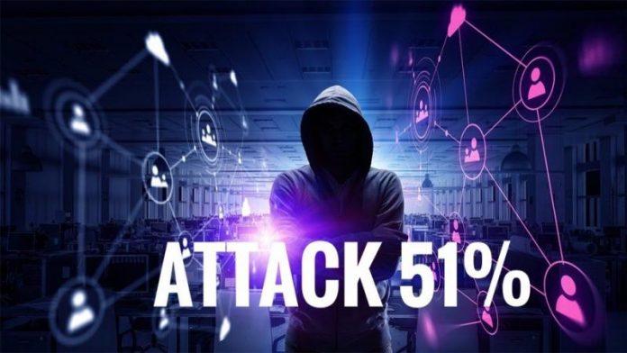 Attacco 51% l' unico modo per riscrivere i dati nella blockchain