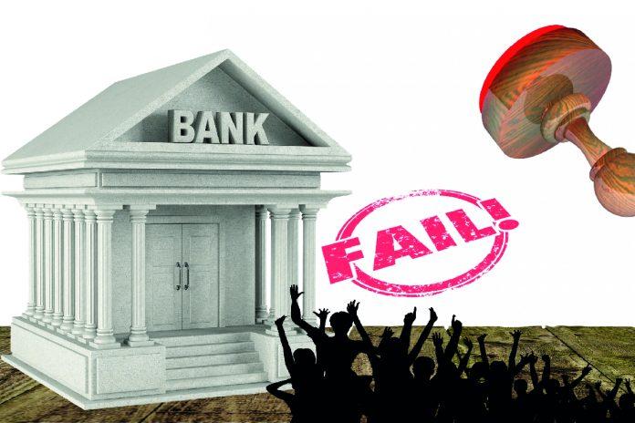 perché una banca fallisce