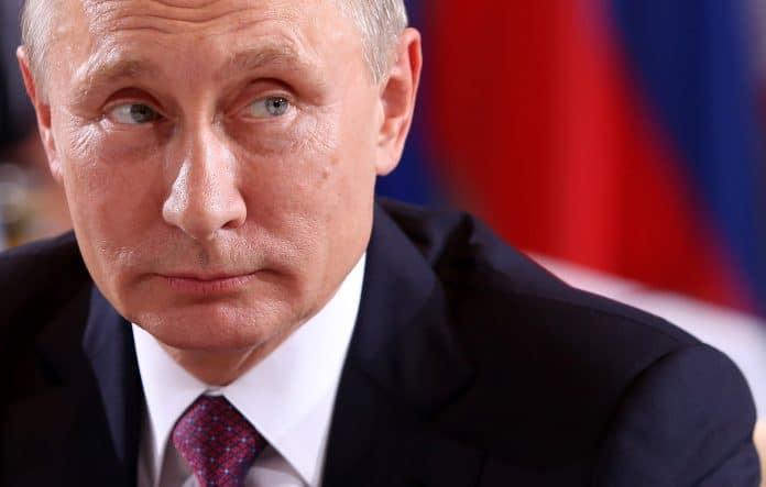 Vladimir Putin da servizi segreti a presidente