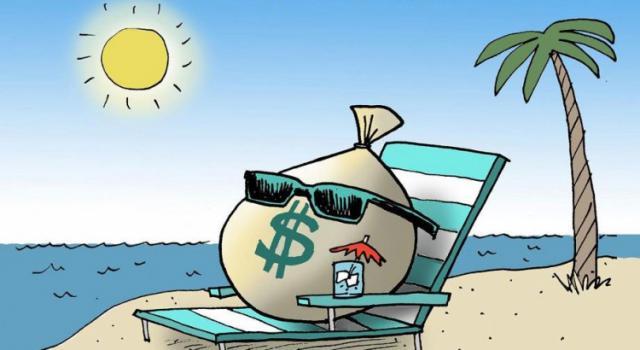 Quante tasse paghiamo sulla pensione immagine