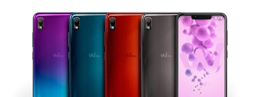 Migliori smartphone 2019 Wiko view 2