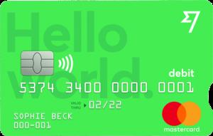 transferwise mastercard carta debito