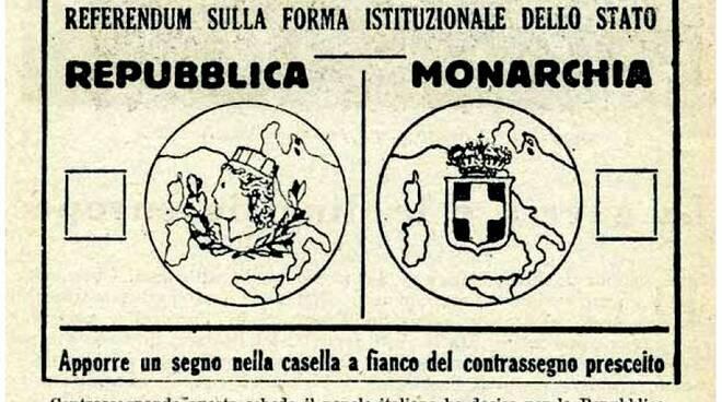 chi ha scritto la costituzione italiana referendum