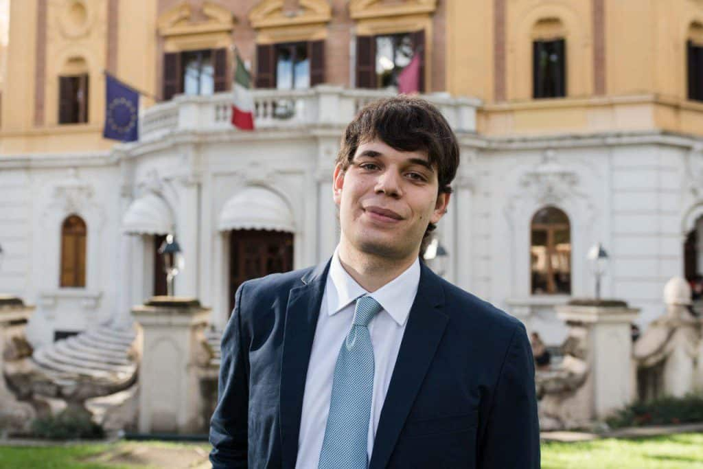 Starting Finance al BlockChainTALK Riccardo Carnevale