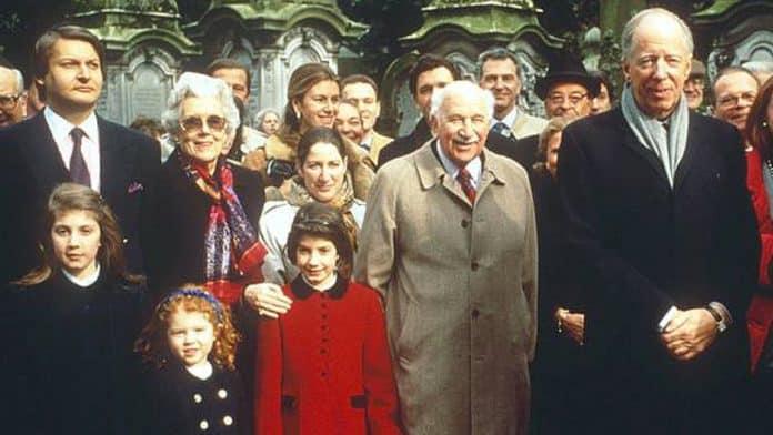 Rothschild Famiglie più potente del mondo