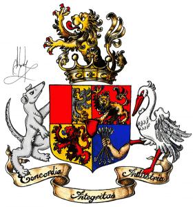 Lo stemma dei Rothschild