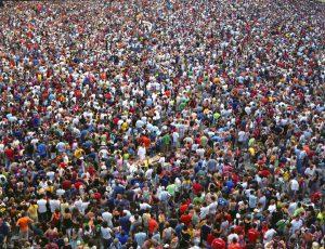 popolazione globale materie prime