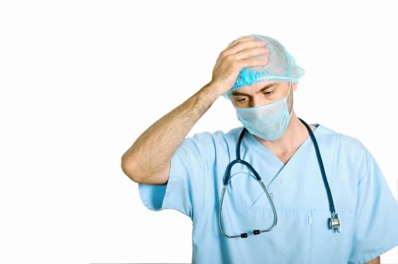 responsabilità medica errori medico