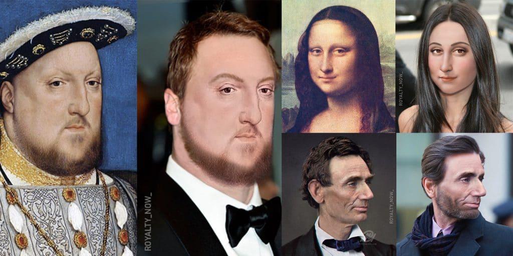 enrico VII Lincoln Gioconda