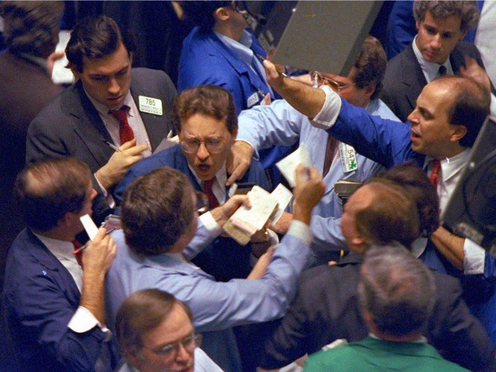lunedì nero crollo mercato