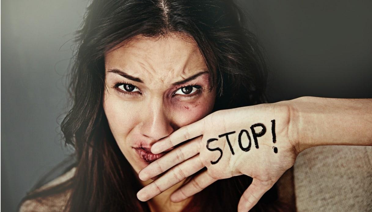 violenza domestica denuncia