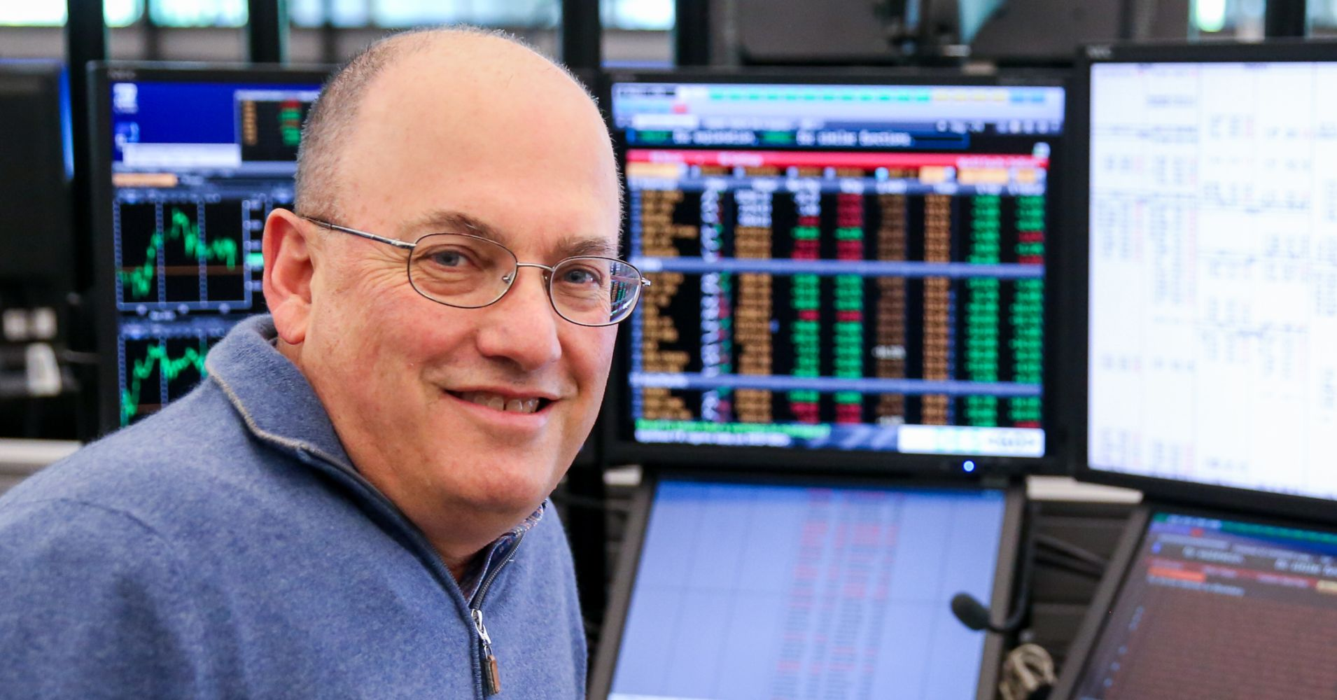 Steven Cohen Trading patrimonio