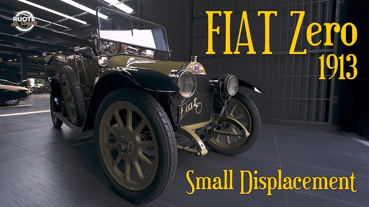 fiat zero storica auto