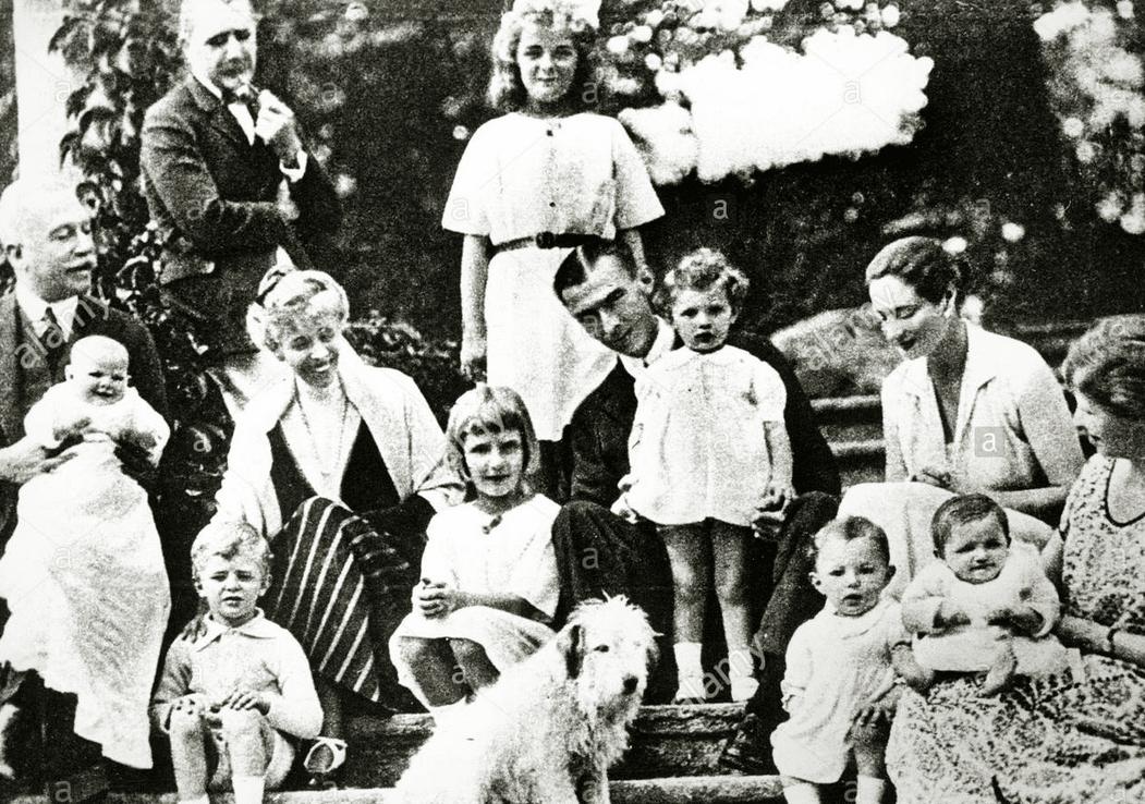 storia famiglia agnelli