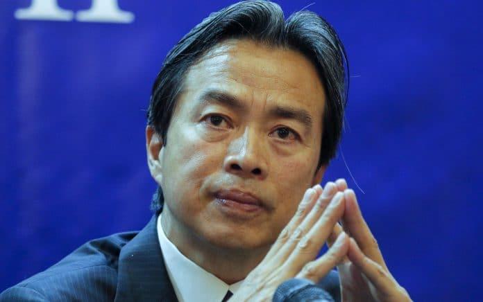 ambasciatore cinese morto