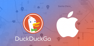 DuckDuckGo apple