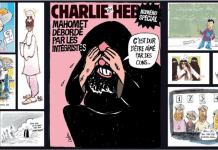 Charlie Hebdo nuova vignetta maometto