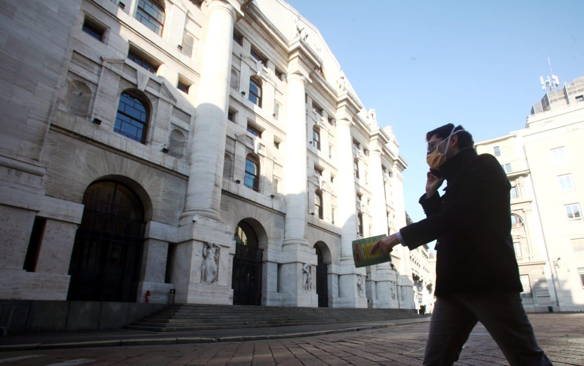 borsa italiana piazza affari finanza azioni