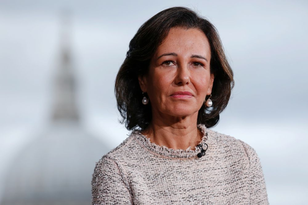 CEO Santander