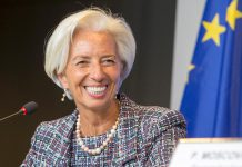 Christine Lagarde UE