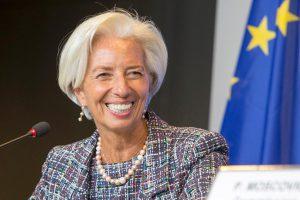 Christine Lagarde UE