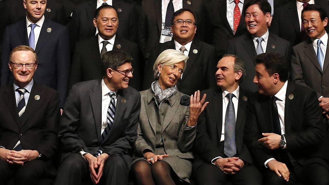 BCE presidente in carica