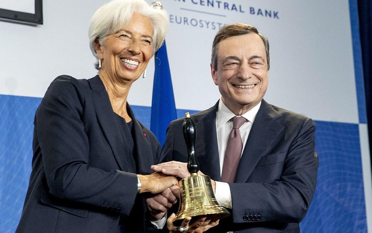 Mario Draghi successore