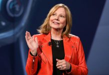 Mary Barra donne più potenti del mondo