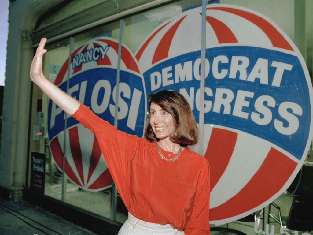 Nancy d'Alessandro Congress