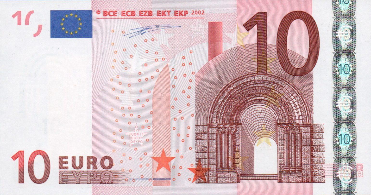primi 10 euro wim duisenberg