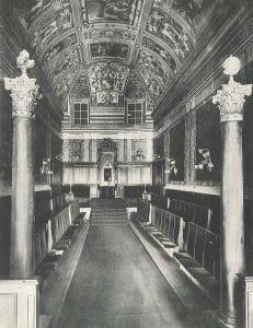 massoneria Italiana palazzo giustiniani