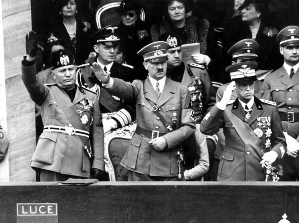 Effetto Leggi Fascistissime dittatura