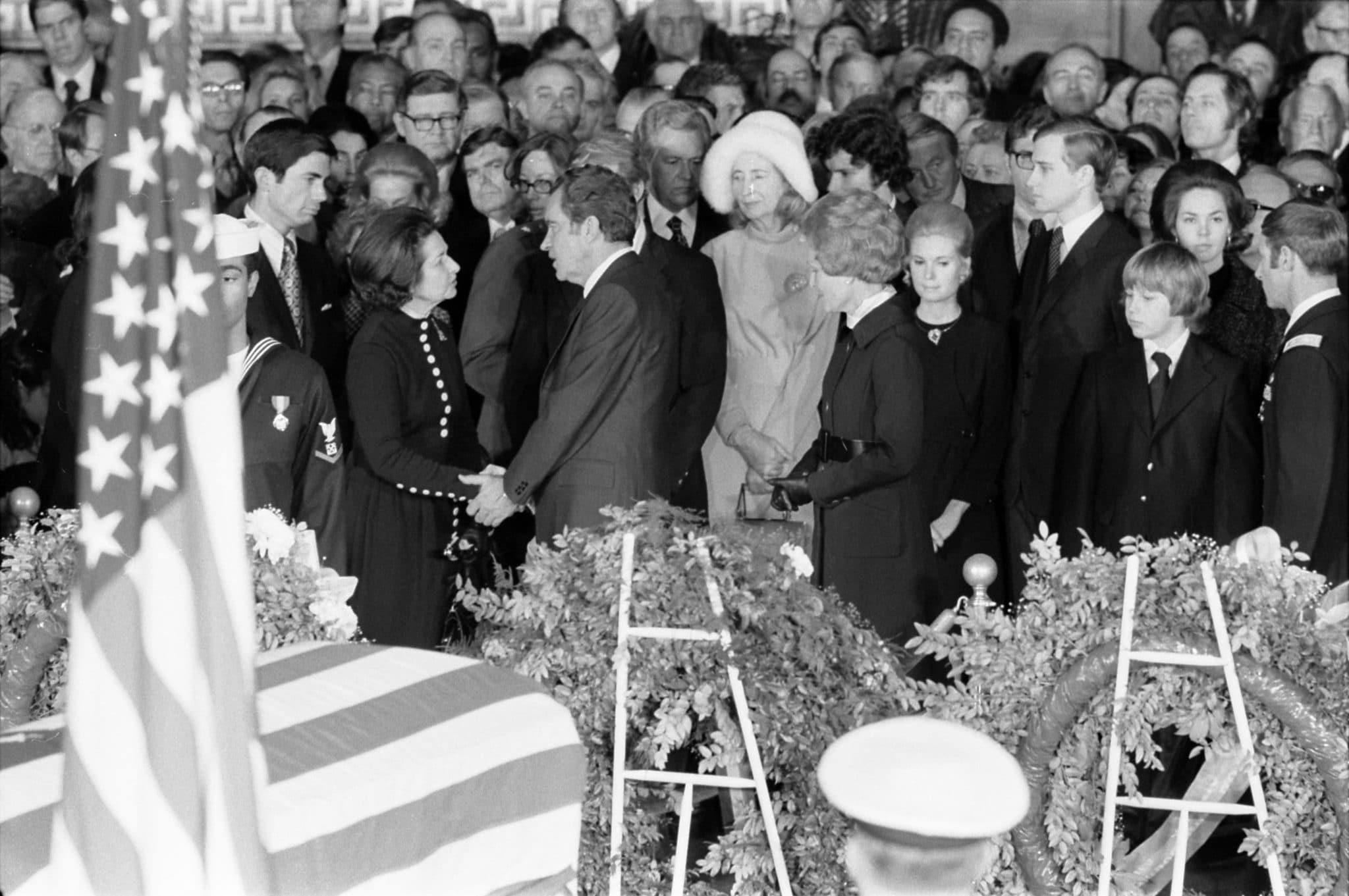 Presidente USA Lyndon Johnson