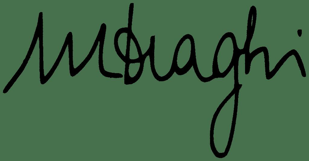 firma mario draghi