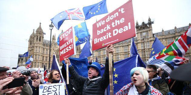 Manifestazione Londra
