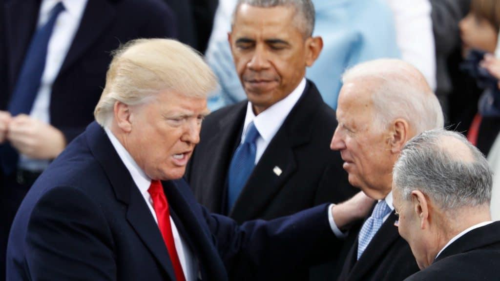giuramento Biden