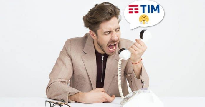 come togliere la segreteria da TIM