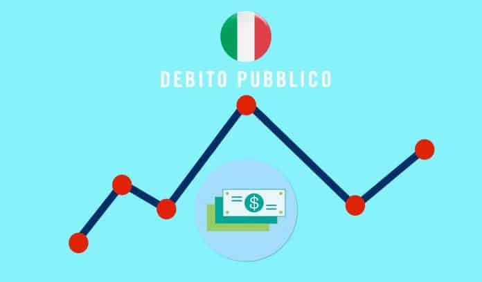 debito pubblico italiano