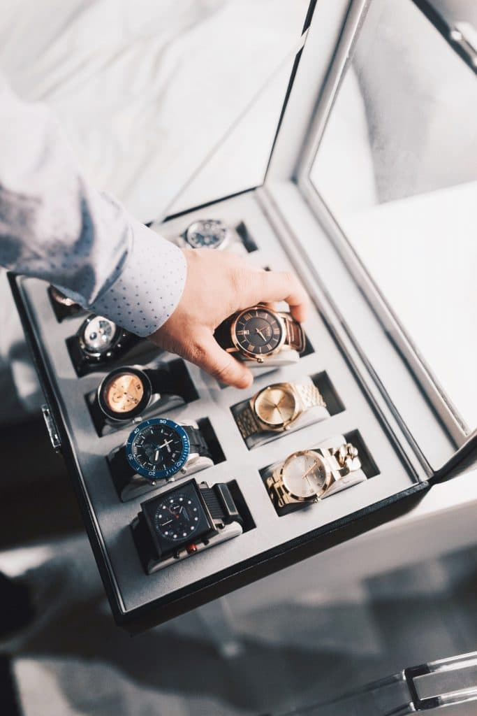 marche di orologi lusso